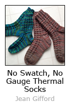 No Swatch Thermal Socks